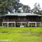 Parc national Mulu Bornéo hôtel