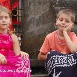 Indonésie Bali Ubud jumeaux
