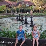 Indonésie Bali palais jumeaux