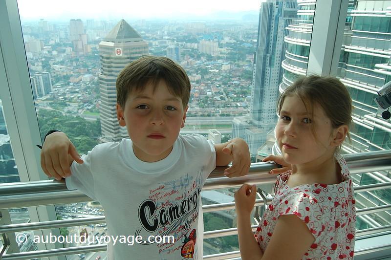 Malaisie Kuala Lumpur tours petronas ou tours jumelles jumeaux