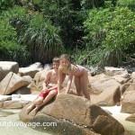 Malaisie iles plage jumeaux