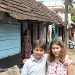 Inde du sud Cochin jumeaux