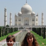 Inde du nord Taj Mahal jumeaux