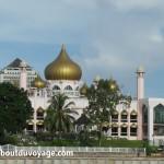 Kuching Bornéo Sarawak mosquée