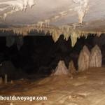 Parc national Mulu Bornéo grotte