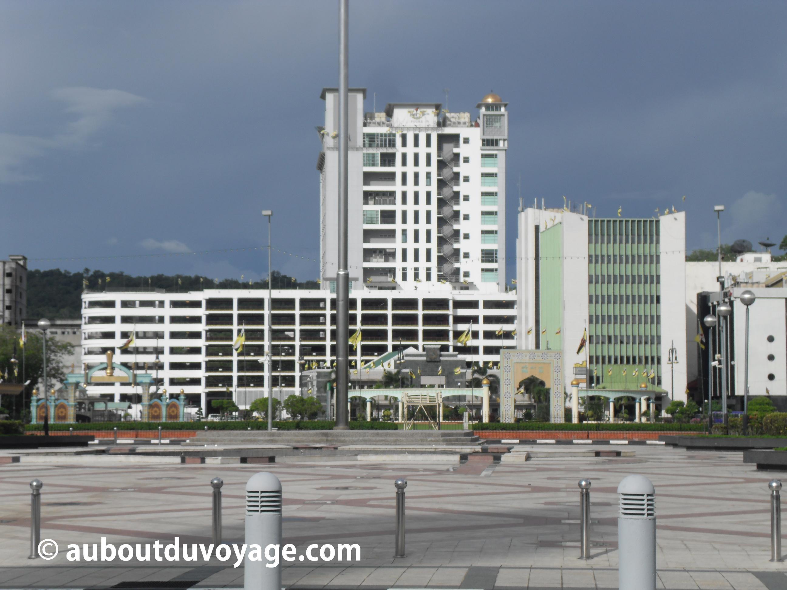 Brunei place