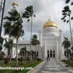 Brunei mosquée