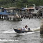 Brunei bateau