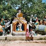 Thailande koh samui jumeaux