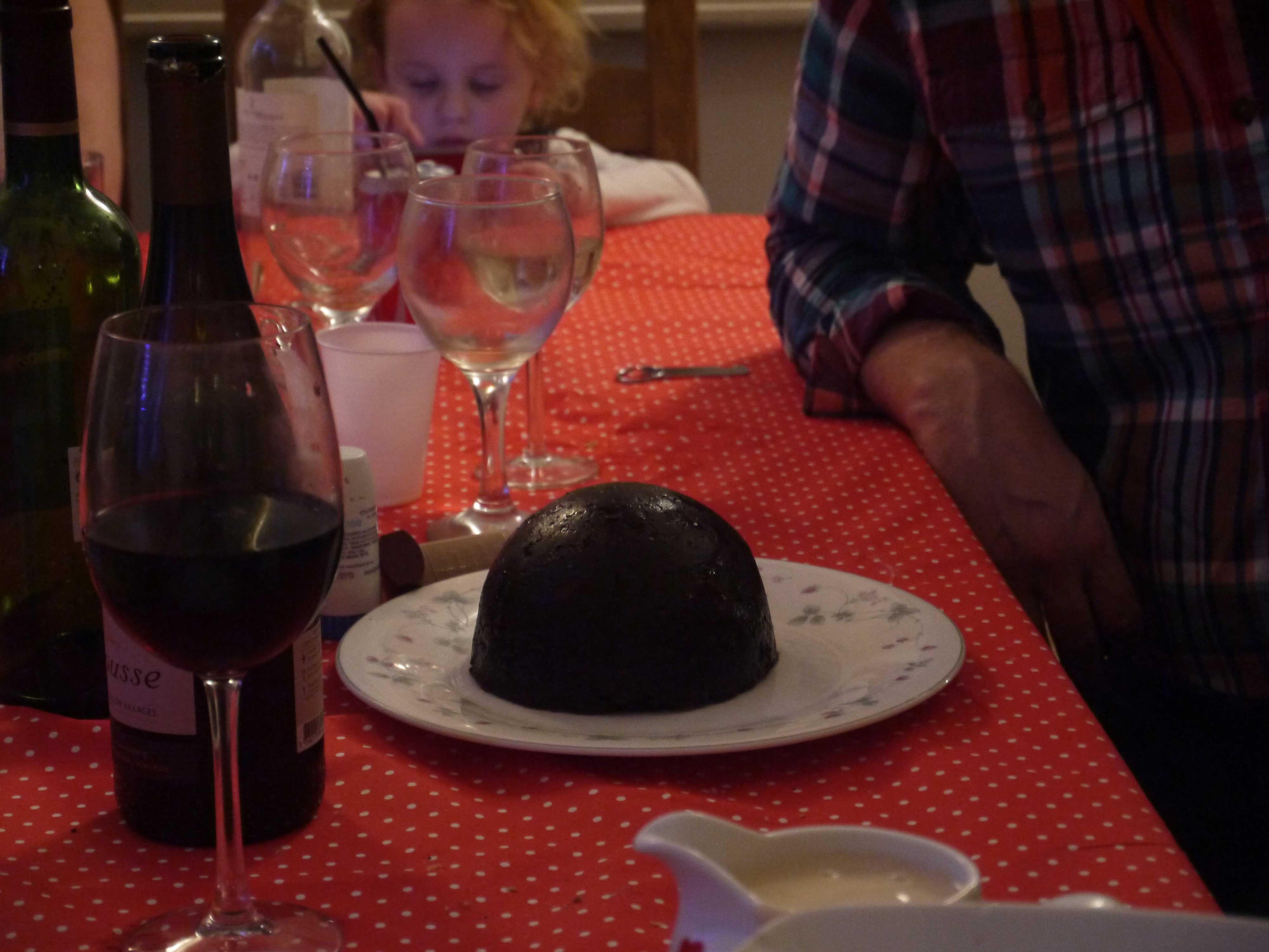 Chrismas pudding1