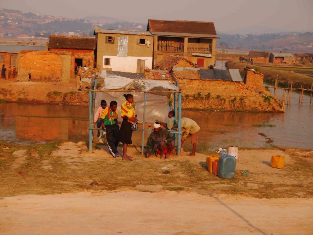 Madagascar Antanarivo scène ext 28